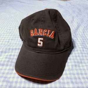 Cleveland Browns 2004 Jeff Garcia Players Hat